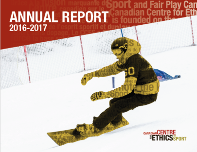 2016-17 CCES Annual Report