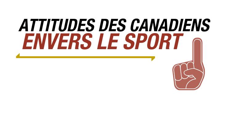Attitudes des canadiens envers le sport